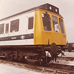 Class 117 Refurbishment photograph W6991-22