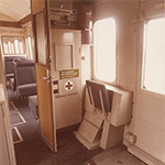 Class 117 Refurbishment photograph W6991-20