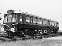 Class 117 Swindon Works photograph 5CR-140