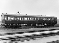 Class 117 Swindon Works photograph 5CR-144