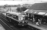 Railbus in Scotland