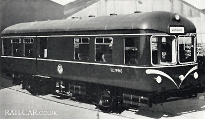 Wickham Railbus