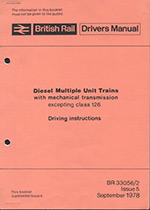 DMU drivers manual 33056-2