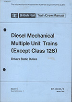 DMU drivers manual 33056-9
